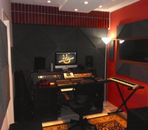 make a professional song, beat or track with mix and mastering