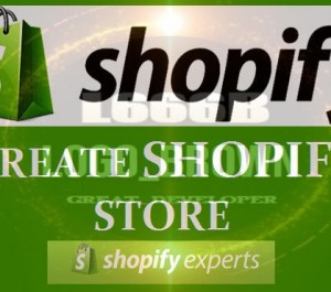Be your shopify store expert and design a stunning shopify website for you