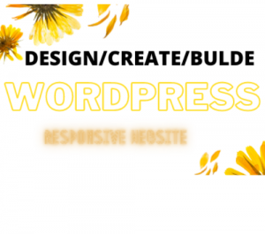 design or redesign professional wordpress website