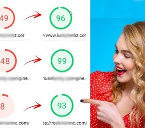 do wordpress speed optimization for pagespeed and gt metrix