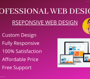 do any d of web development or web design related work