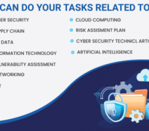 do technical writing on cyber security, cloud security, iot