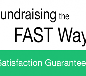give you a crash course in EASIER and more effective fundraising