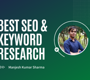 Do Excellent SEO Keyword Research & Competitor Analysis