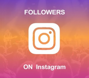 add for you 5K Instagram followers real, no drop, guaranteed life time