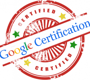 show you how get google certified.
