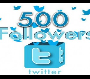 Promote your Twitter account and Guarantee 250 Real Followers