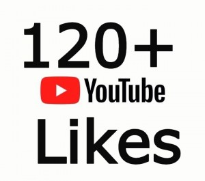 Send you 120+ none drop YOUTUBE likes
