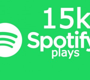 add Spotify Music Promotion 15K + Plays and 500+ Followers