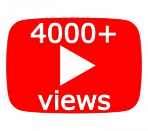 ADD YOU 4000+ YOUTUBE VIEWS HIGH RETENTION AND none drop guaranteed