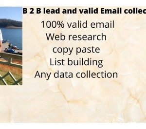 Email collection Email mining Email research