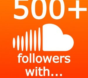 Send you 500+ followers & 100K+ plays & 100 likes & 100 repost & 50 comments