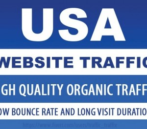 send USA GEO Targeted Traffic Visitors to your Website