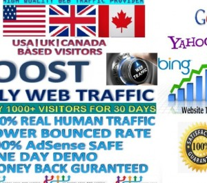 send UK USA CANADA GEO Targeted Traffic Visitors to your Website