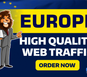 send EUROPEAN Targeted Traffic Visitors to your Website