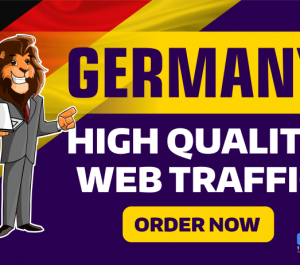 send Germany GEO Targeted Traffic Visitors to your Website