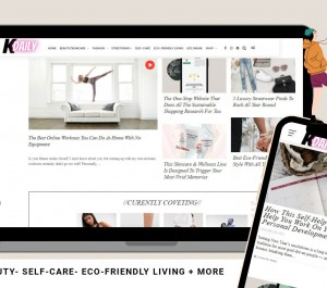 promote your brand on my fashion/beauty website blog