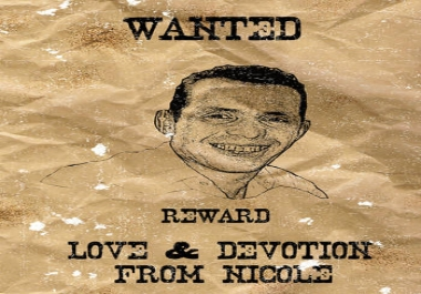 create a WANTED poster to make ideal gift with your caption from supplied photo to look hand drawn