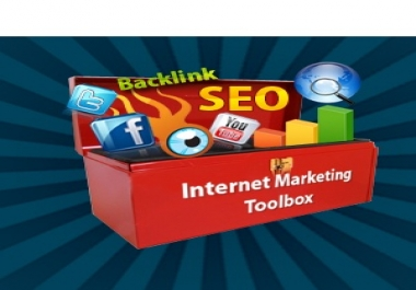 Give You the Biggest Backlink, SEO, Online Marketing Package