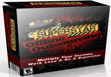 Show You How to Making Money with My Superstar Offline Outsourcing methods