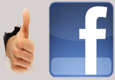 give 200 facebook likes for your website or Facebook page