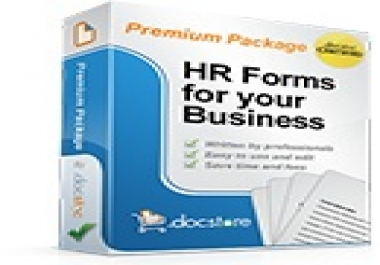 provide you Human Resources Forms for your Business