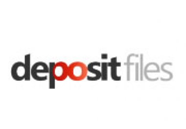 give GOLD access 30 days for Depositfiles