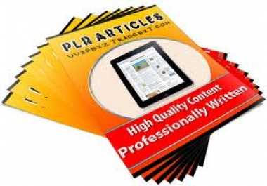 give you Premium Quality PLR Articles : Health, Fitness, Dieting, Weight Loss