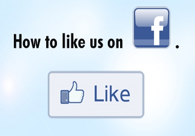 create a custom video to promote your Facebook LIKEs