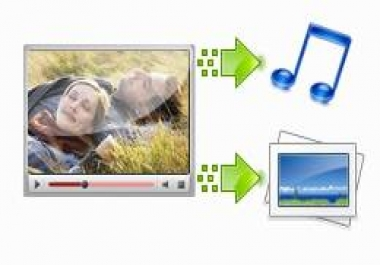 convert for you any of your video files from one format to another video format