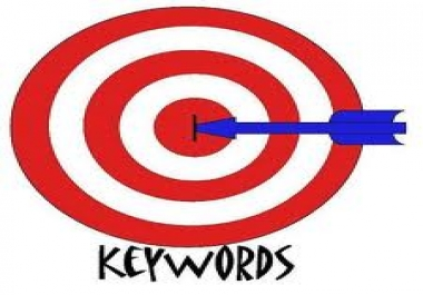 give you 1 Million Keywords + Articles