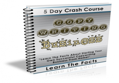 GIVE Copywriting Business Five Day Crash Course ebOOK