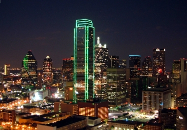send a Dallas or Ft. Worth Postcard