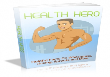 tell you how to become Health Hero