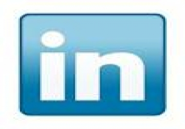 show how you can get on Linkedin first page in 7minutes