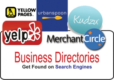 provide a list of 40 business citations from you competitors