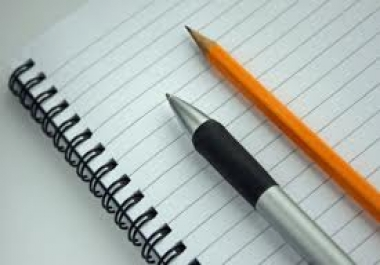 write the essays and storys