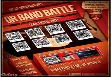 promote your band to thousands of college students in an exciting worldwide music competition