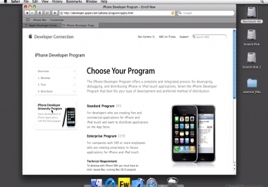give preamium Iphone developing essential traning video tutorials with exercise files as one click download within 1 day