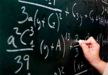 Do Your Maths Assignments & Projects With Clear Explanations