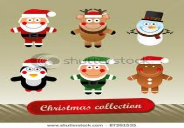 give you Funny Christmas Collection