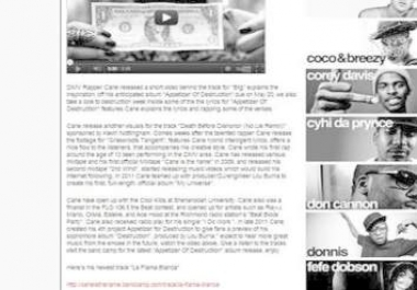 post your content on my blog