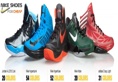 Get You Any Nike Shoe at 40-60% off