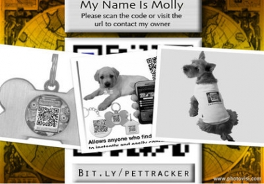 create a custom mobile pet tracking system for your pet