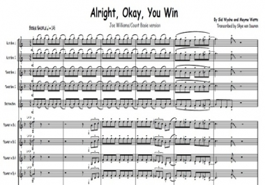 write sheet music for any melody or chord progression, any instrument, any key