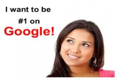 show you how to rank and dominate google in just minutes