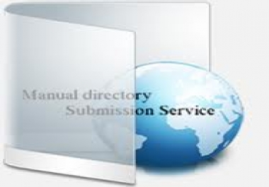 provide 40 Manual Directory Submission