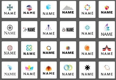 create PROFESSIONAL LOGO of your choice