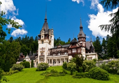 tell you the top 10 places to visit in Romania