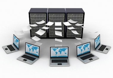 scrap data from the sites you provide and deliver data in CSV,XML,TSV or any required format